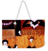 Kisses  - 50 Cents Weekender Tote Bag