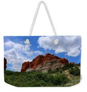 Kissing Camels - Garden Of The Gods Weekender Tote Bag