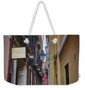 Kissing Lanes Seville Weekender Tote Bag