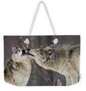 Kissy Face Weekender Tote Bag
