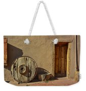 Kit Carson Home Taos New Mexico Weekender Tote Bag