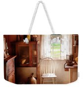 Kitchen - A Cottage Kitchen  Weekender Tote Bag