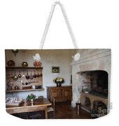 Kitchen At Chateau Villandry  Weekender Tote Bag