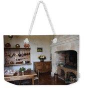 Kitchen At Chateau Villandry  Weekender Tote Bag
