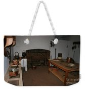 Kitchen At Monticello Weekender Tote Bag