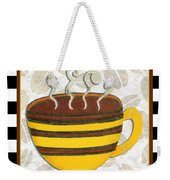 Kitchen Cuisine Hot Cuppa No14 By Romi And Megan Weekender Tote Bag