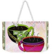 Kitchen Cuisine Rooibos Tea Party By Romi And Megan Weekender Tote Bag