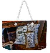 Kitchen - Food - Sugar And Salt Weekender Tote Bag