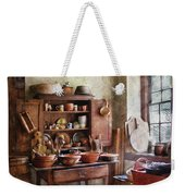 Kitchen - For The Master Chef  Weekender Tote Bag