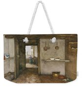 Kitchen Interior, C.1899 Weekender Tote Bag