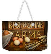 Kitchen  Rise And Shine Weekender Tote Bag