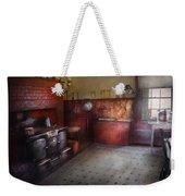 Kitchen - Storybook Cottage Kitchen Weekender Tote Bag