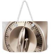 Kitchen Timer Weekender Tote Bag