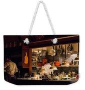 Kitchen View Weekender Tote Bag