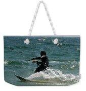 Kite Boarding Fun  Weekender Tote Bag