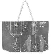 Kite Patent Weekender Tote Bag