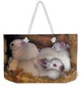 Kits In A Box Weekender Tote Bag