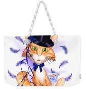 Kitticat Party Design Weekender Tote Bag