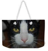 Kitty Cat Weekender Tote Bag
