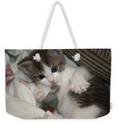 Kitty Claws Weekender Tote Bag
