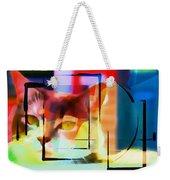 Kitty Eyes Weekender Tote Bag
