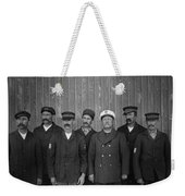 Kitty Hawk Crew, 1900 Weekender Tote Bag