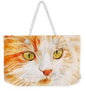 Kitty Kat Iphone Cases Smart Phones Cells And Mobile Cases Carole Spandau Cbs Art 344 Weekender Tote Bag