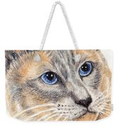 Kitty Kat Iphone Cases Smart Phones Cells And Mobile Cases Carole Spandau Cbs Art 346 Weekender Tote Bag
