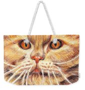Kitty Kat Iphone Cases Smart Phones Cells And Mobile Cases Carole Spandau Cbs Art 351 Weekender Tote Bag