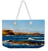 Kitty Miller Bay Weekender Tote Bag