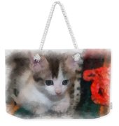 Kitty Photo Art 01 Weekender Tote Bag