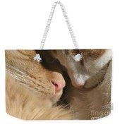 Kity Kat Love Weekender Tote Bag