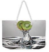 Kiwi Freshsplash Weekender Tote Bag