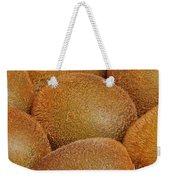 Kiwi Fruit Weekender Tote Bag