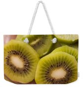 Kiwi For Lunch Weekender Tote Bag