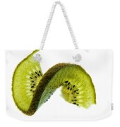 Kiwi With A Twist Weekender Tote Bag