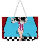 Kizz Ballet Ballerina Weekender Tote Bag
