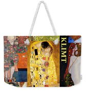 Klimt Collage Weekender Tote Bag