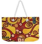 Klimt Study Tree Of Life Weekender Tote Bag