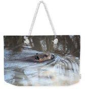 Knife In Water Weekender Tote Bag