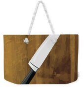 Knife Weekender Tote Bag