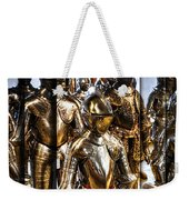 Knight And Friends Weekender Tote Bag