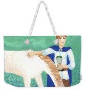 Knight Of Cups Weekender Tote Bag