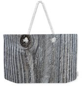 Knotty Plank #3a Weekender Tote Bag