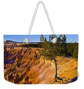 Know Your Roots - Bryce Canyon Weekender Tote Bag
