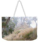 Misty Koa Ridge  Weekender Tote Bag