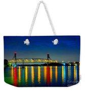 Kodachrome Bridge Weekender Tote Bag