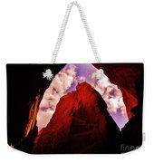 Kodachrome Cave Weekender Tote Bag