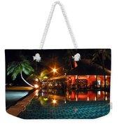 Koh Samui Beach Resort Weekender Tote Bag