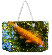 Koi Fish 1 Weekender Tote Bag